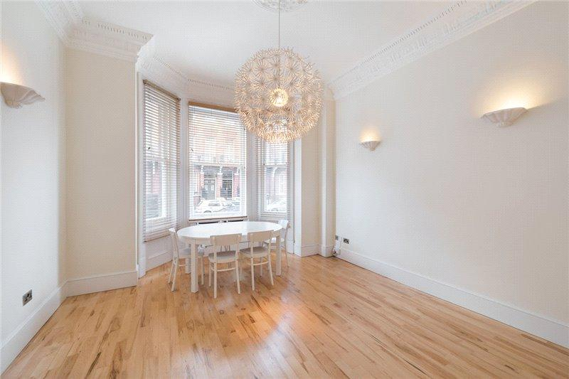 2 Bedrooms Flat for sale in Rosary Gardens, London, SW7