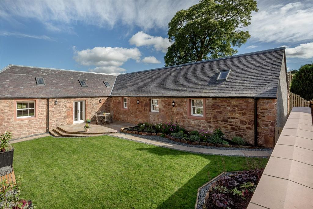 3 Bedrooms House for sale in The Byre, Scotstonrig, Blyth Bridge, West Linton, Peeblesshire