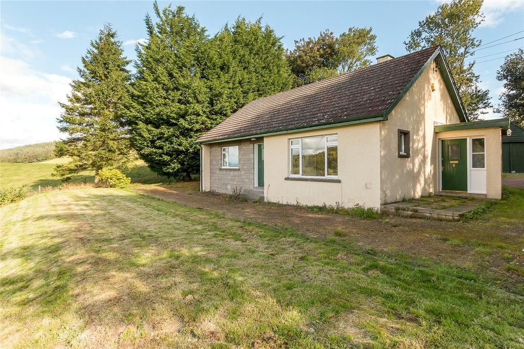 2 Bedrooms Detached House for sale in Millhole Cottage, Newtyle, Blairgowrie, Perthshire