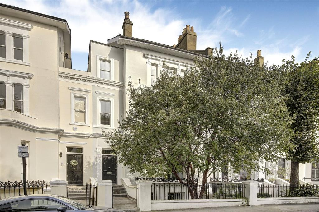 5 Bedrooms Terraced House for sale in Portland Road, Holland Park, London