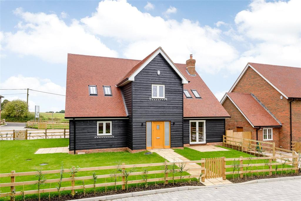 4 Bedrooms House for sale in Wood Hill Lane, Long Sutton, Hook, Hampshire