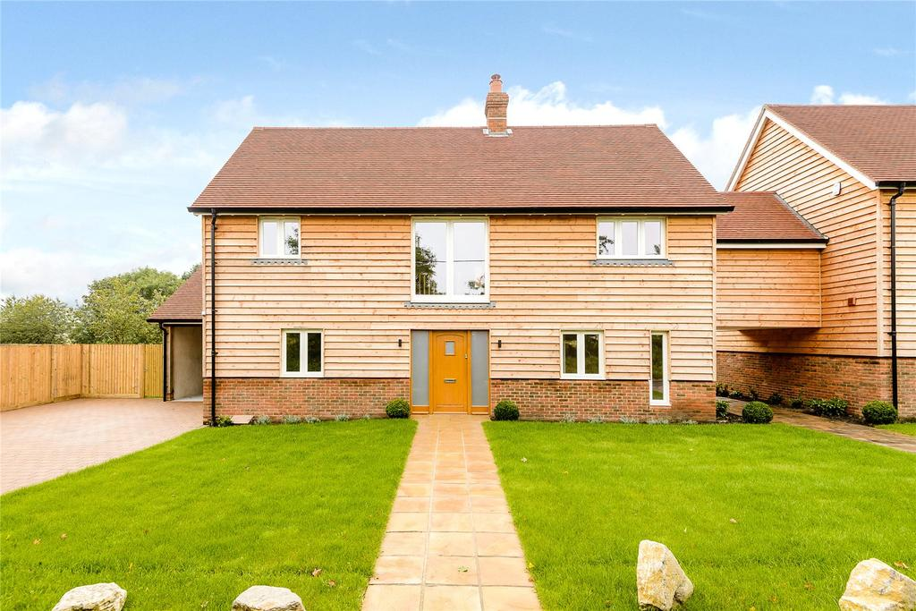 3 Bedrooms House for sale in Wood Hill Lane, Long Sutton, Hook, Hampshire