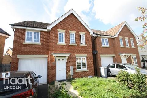 4 bedroom detached house to rent - Burrows Close