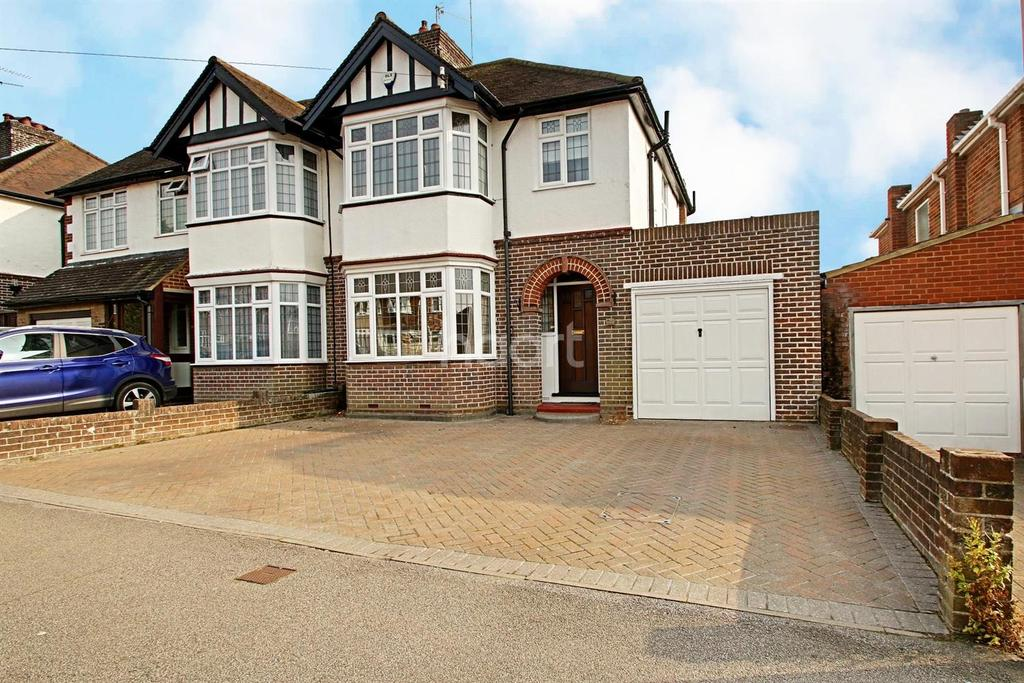 3 Bedrooms Semi Detached House for sale in An Extended Home With Tradition On Kingsdown