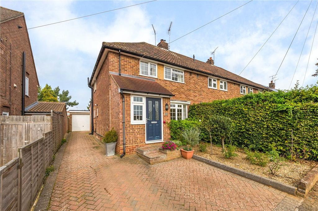 3 Bedrooms End Of Terrace House for sale in Meadway, Harpenden, Hertfordshire