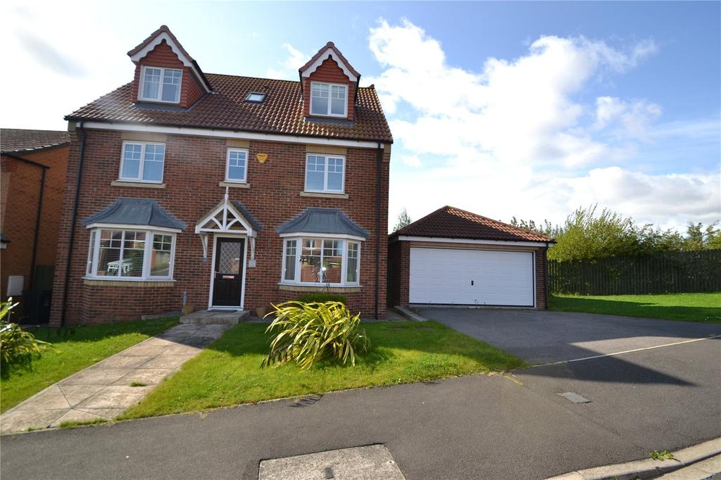 6 Bedrooms Detached House for sale in Lady Mantle Close, Hartlepool, Cleveland, TS26