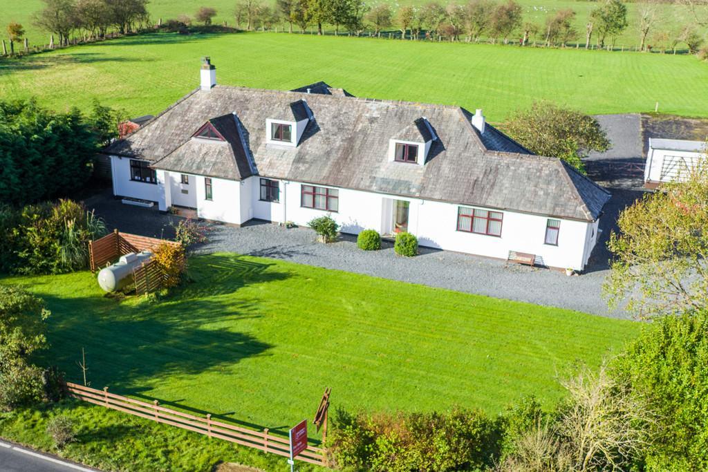 5 Bedrooms Detached House for sale in Sockburn House, Melling, Carnforth, Lancashire, LA6 2QY