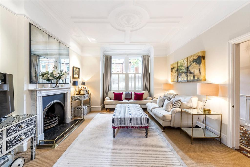 5 Bedrooms Semi Detached House for sale in Doneraile Street, London, SW6