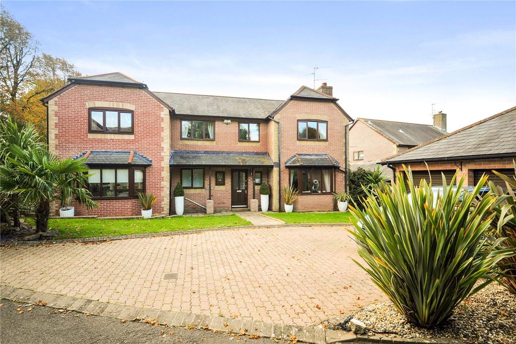 5 Bedrooms Detached House for sale in Maillards Haven, Penarth, Vale Of Glamorgan, CF64