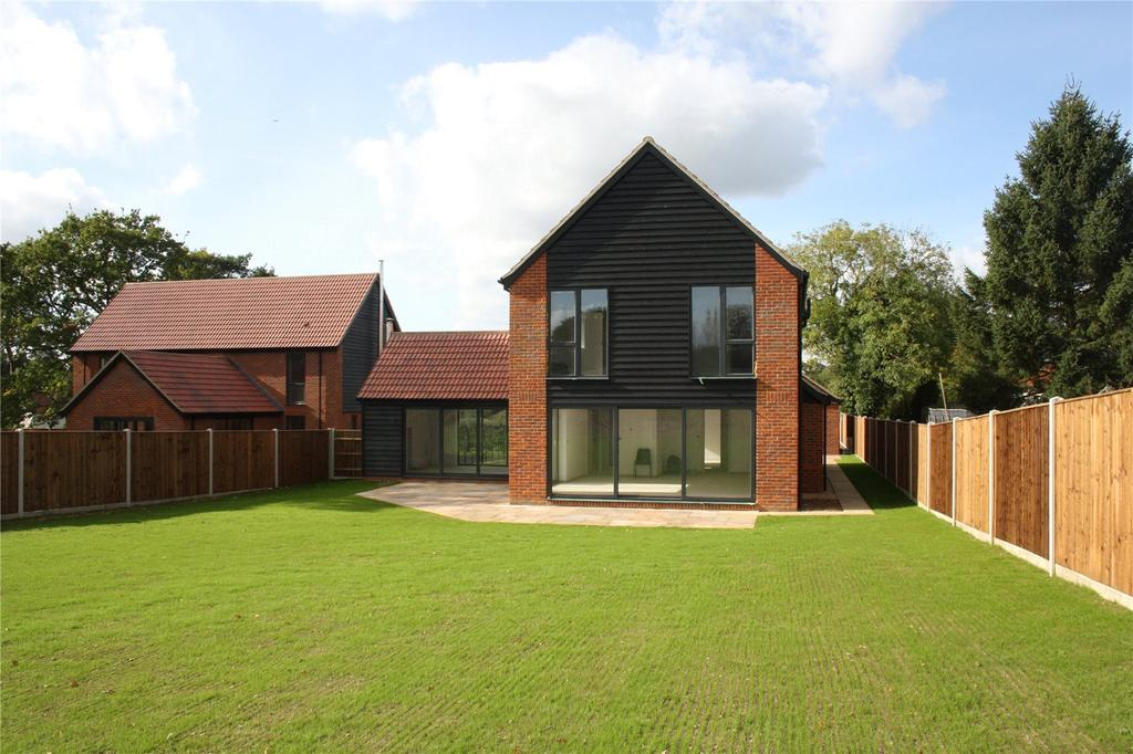 4 Bedrooms Detached House for sale in Plot 1 Intwood Lane, Swardeston, Norwich, NR14