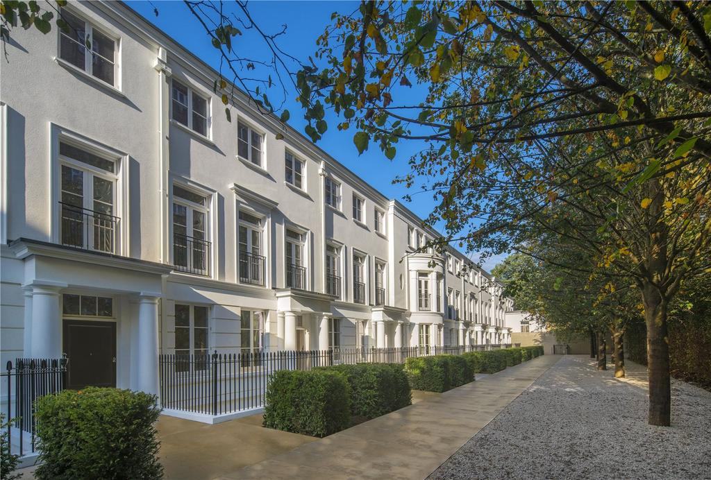 Terraced House for sale in Hamilton Drive Development, St John's Wood, London, NW8