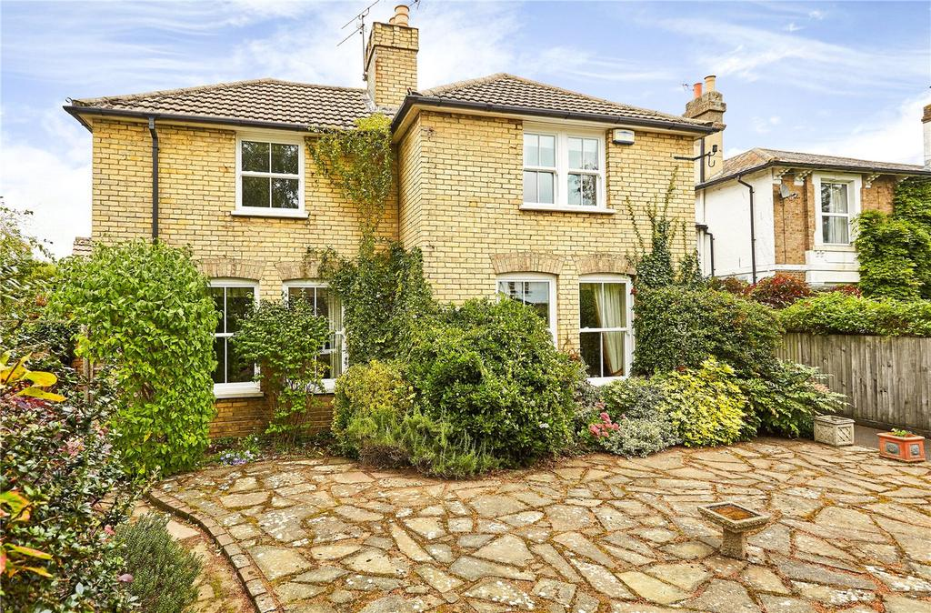3 Bedrooms Semi Detached House for sale in St. Johns Road, Sevenoaks, Kent, TN13