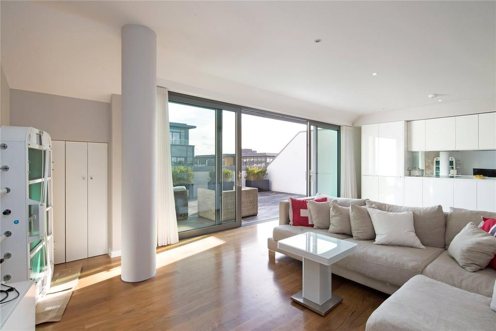 3 Bedrooms Flat for sale in Eastfields Avenue, Riverside Quarter, Wandsworth, London, SW18