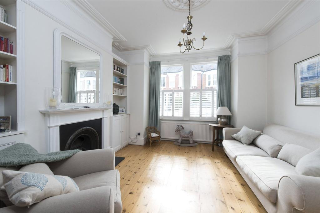 5 Bedrooms Terraced House for sale in Tantallon Road, Nightingale Triangle, London, SW12