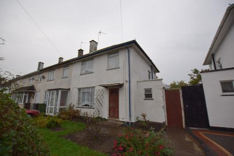 3 bedroom end of terrace house for sale - Grenville Road, Shirley
