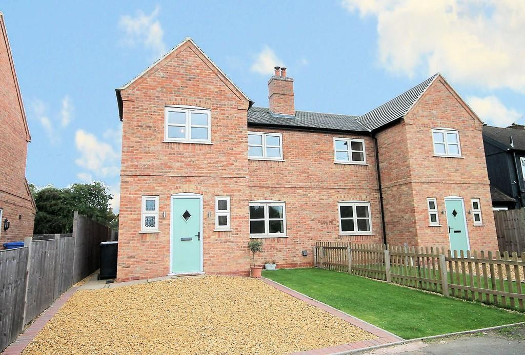 4 Bedrooms Semi Detached House for sale in Pear Tree Cottage, 16 Pessall Lane