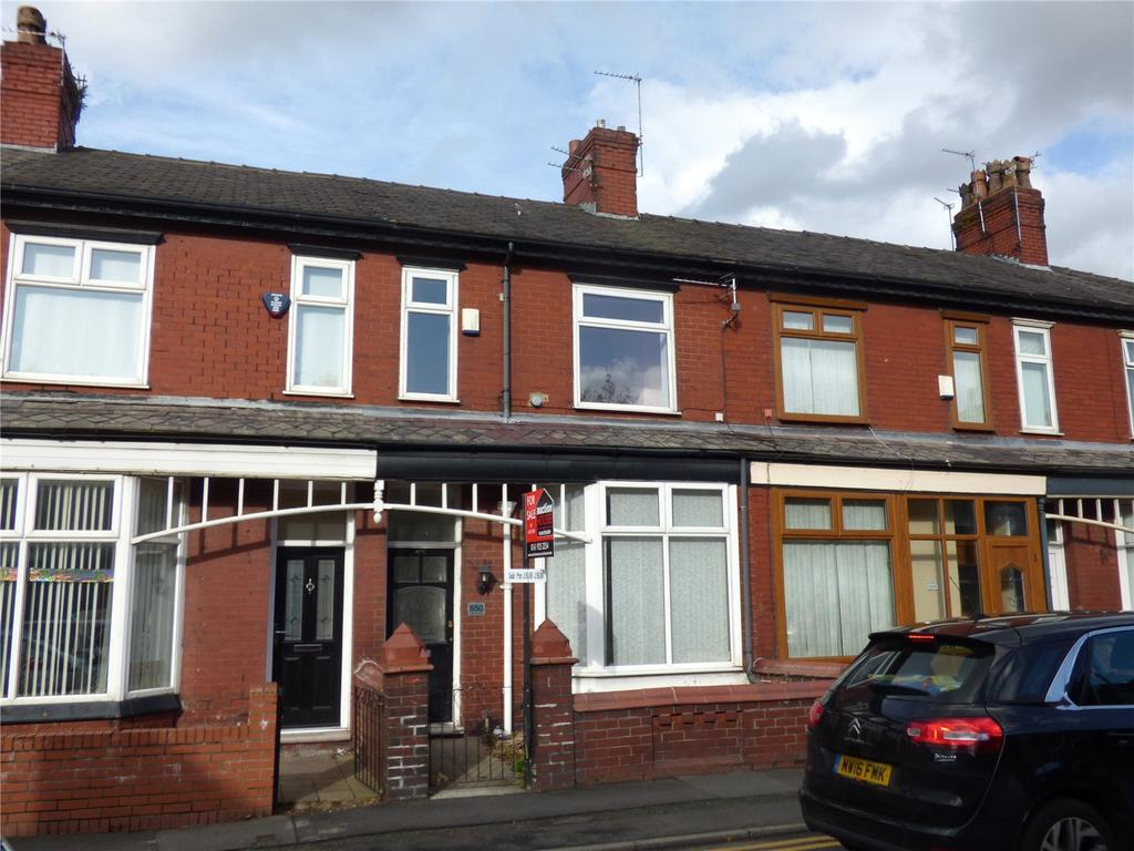 3 Bedrooms Terraced House for sale in Middleton Road, Chadderton, Oldham, Greater Manchester, OL9