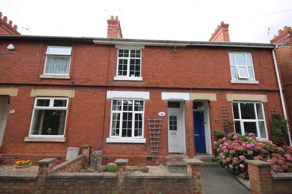 2 Bedrooms Terraced House for sale in Brooke Road, Oakham