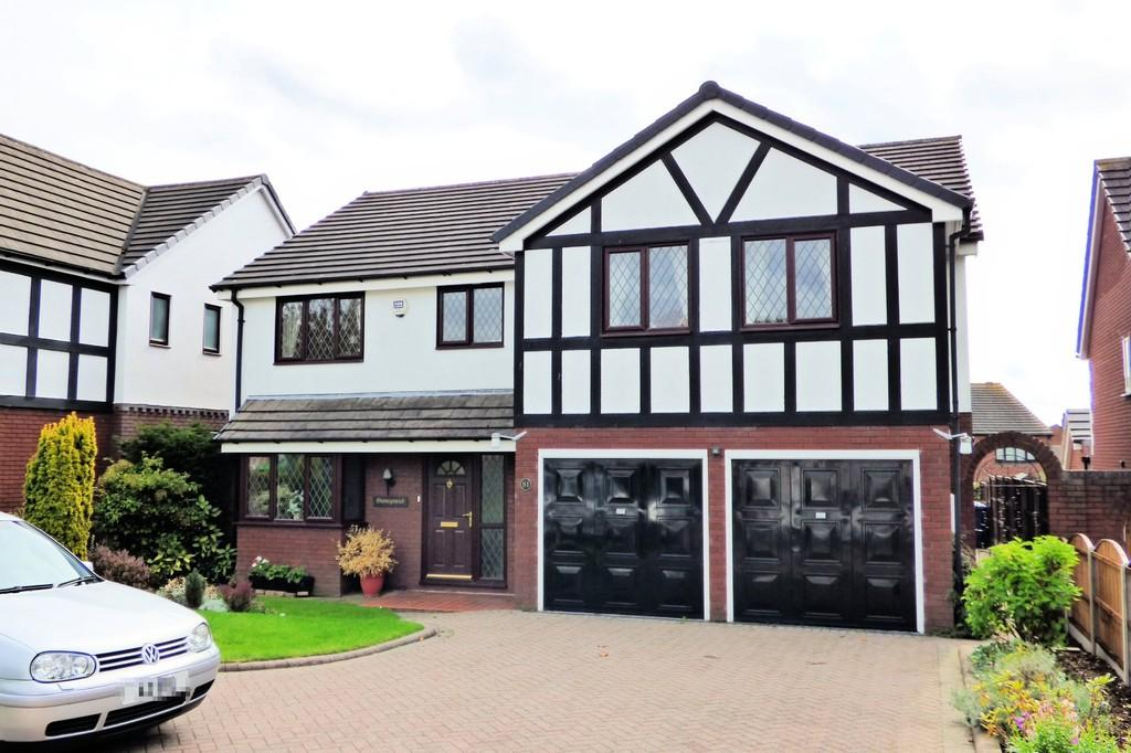 5 Bedrooms Detached House for sale in Bitham Lane, Stretton