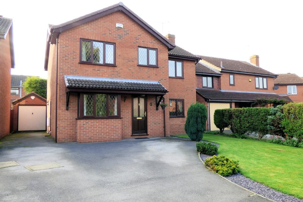 4 Bedrooms Detached House for sale in Ivy Grove, Rolleston Road, Burton-on-Trent
