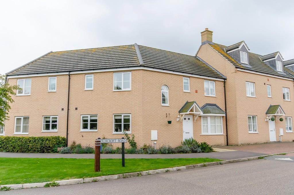 4 Bedrooms Terraced House for sale in Mitchcroft Road, Longstanton
