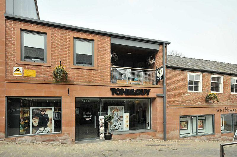 2 Bedrooms Flat for sale in Regent Street, Knutsford