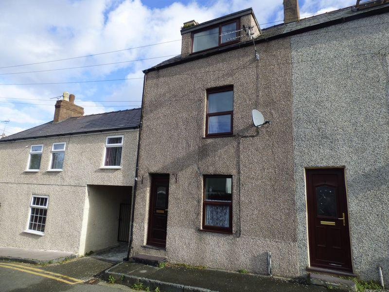 2 Bedrooms House for sale in 1, Greenfield Terrace, Llanfairfechan LL33 0UD