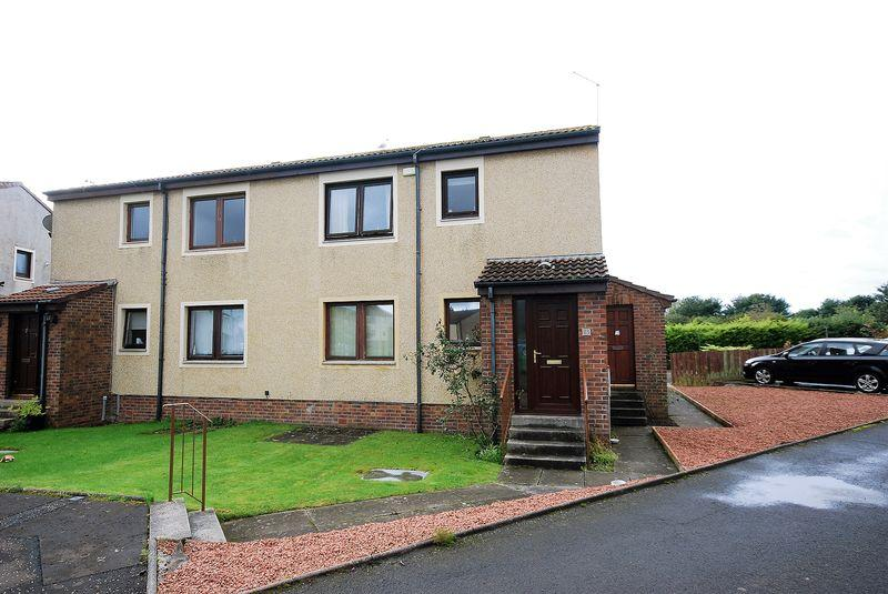 2 Bedrooms Flat for sale in 83 Anderson Crescent, Prestwick, KA9 1EJ