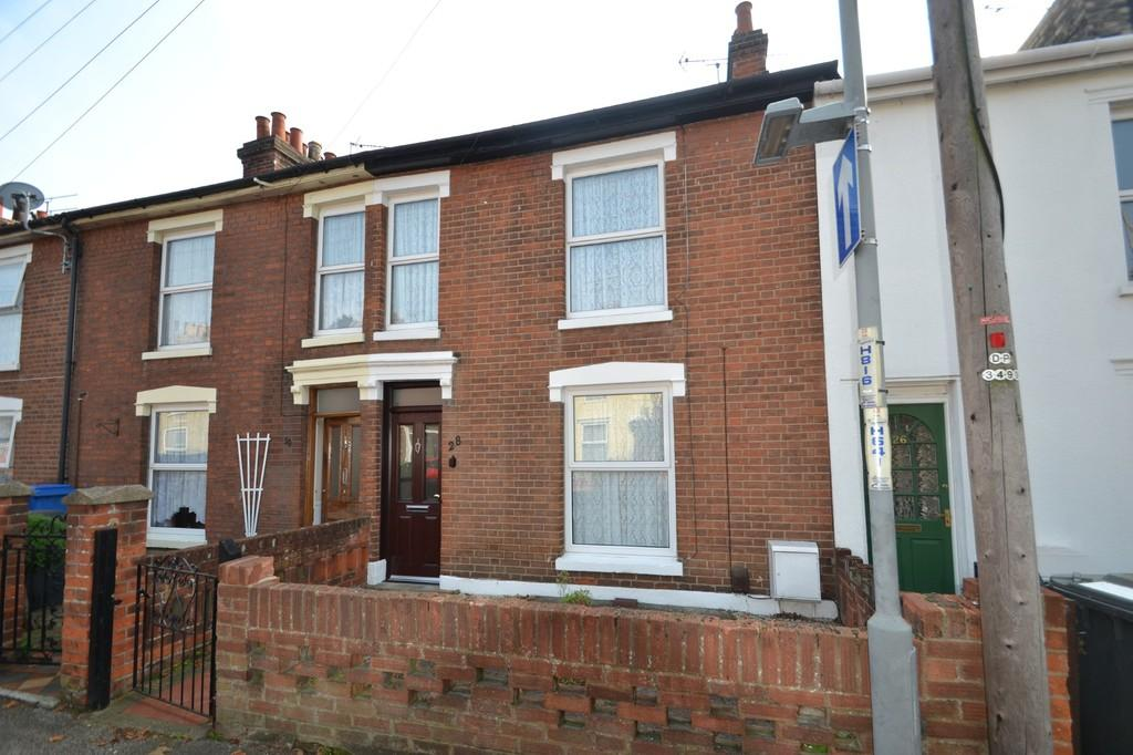 2 Bedrooms Terraced House for sale in Cobbold Street, Ipswich, IP4 2DN