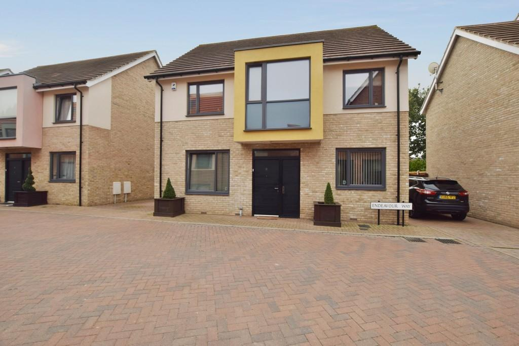 4 Bedrooms Detached House for sale in Endeavour Way, Colchester, CO4 5PL