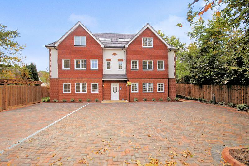 2 Bedrooms Apartment Flat for sale in Holbrooke Court, Orchard Avenue, Shirley