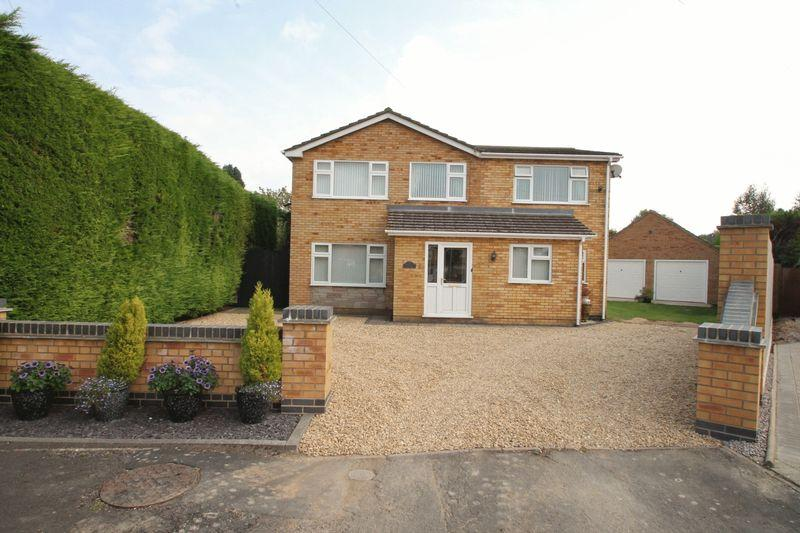 4 Bedrooms Detached House for sale in Cobgate Close, Whaplode