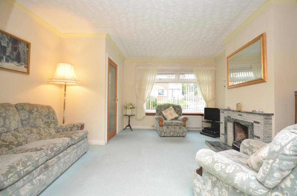 4 Bedrooms Semi Detached House for sale in Rederech Crescent, Hamilton, South Lanarkshire, ML3 8QF