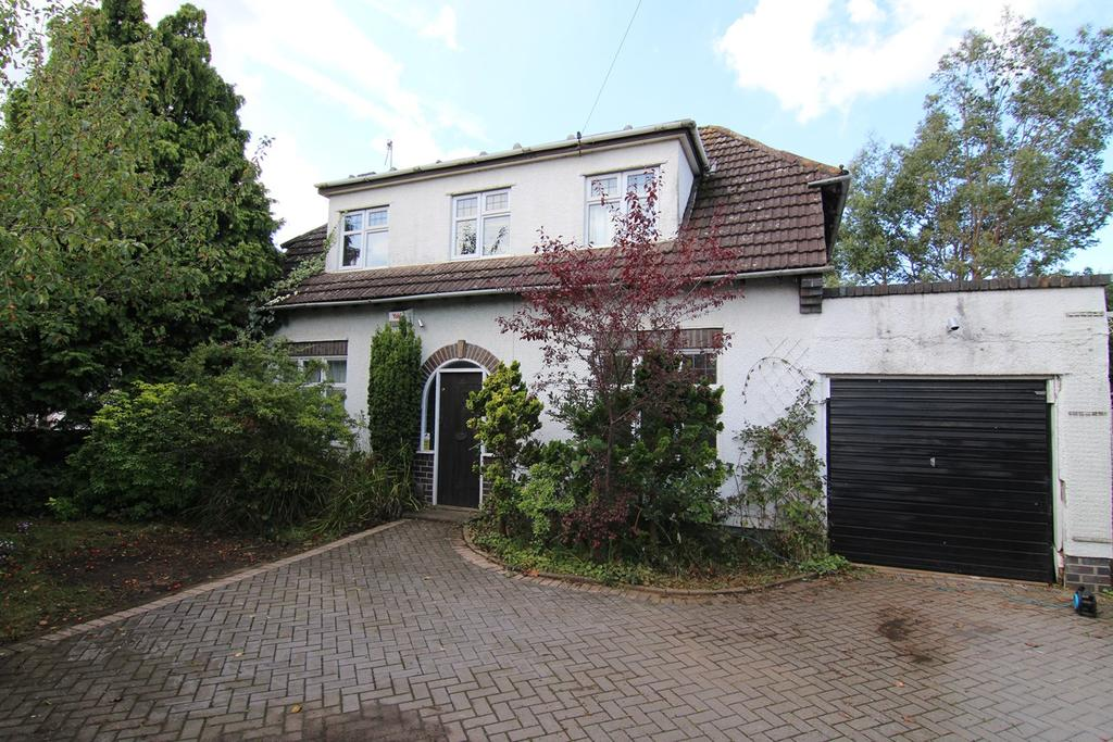 4 Bedrooms Detached House for sale in Wyck Beck Road, Henbury, Bristol, BS10