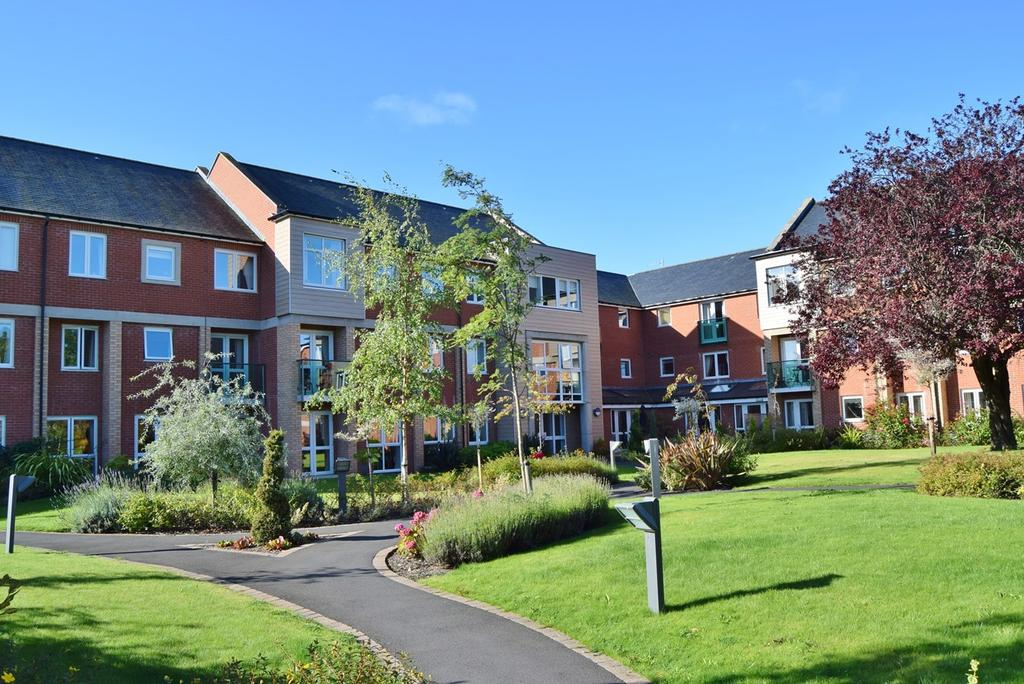 1 Bedroom Apartment Flat for sale in Henderson Court, Ponteland, Newcastle upon Tyne, NE20