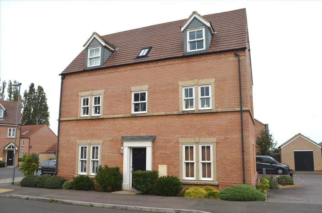 2 Bedrooms Ground Flat for sale in Exmoor Avenue, Biggleswade, SG18