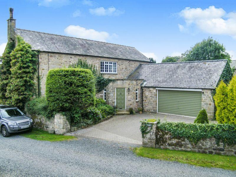 4 Bedrooms Detached House for sale in TYNE VALLEY, Low Warden