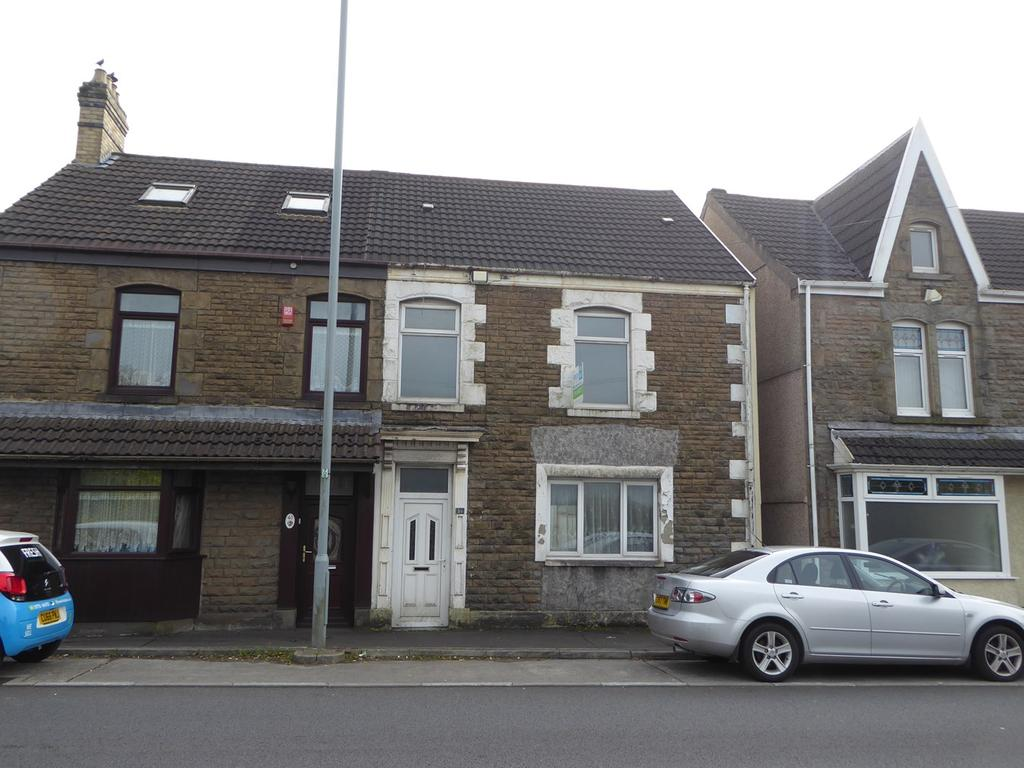 3 Bedrooms Semi Detached House for sale in Peniel Green Road, Llansamlet, Swansea, SA7