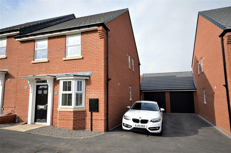 3 Bedrooms Semi Detached House for sale in Nightingale Drive, Whitby, YO22 4QP