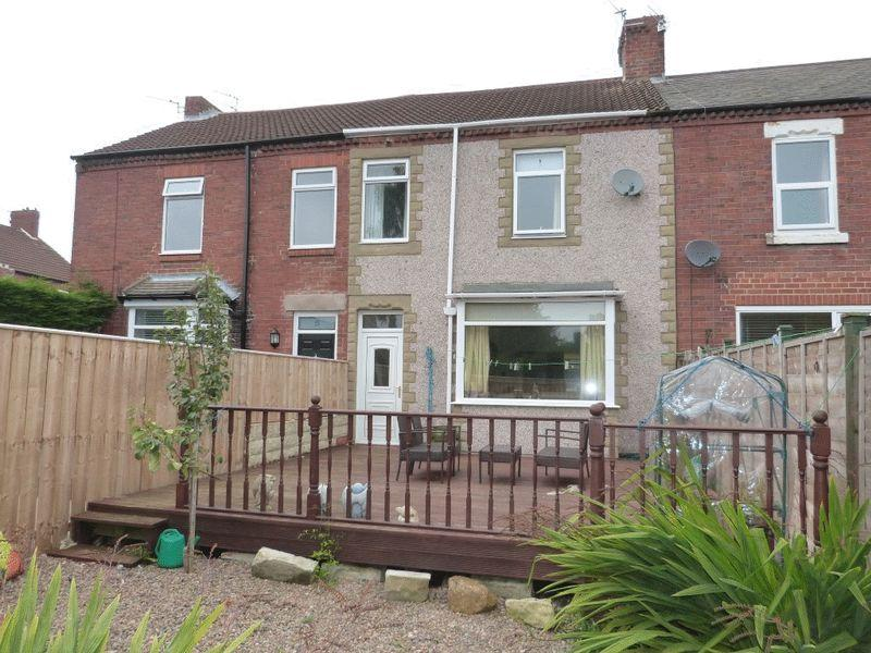 3 Bedrooms Terraced House for sale in Morven Place, Ashington - Three Bedroom Mid Terrace House