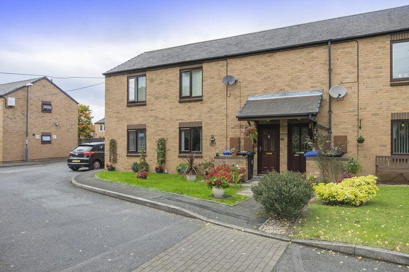 2 Bedrooms Apartment Flat for sale in STONYHURST COURT, SHELTON LOCK