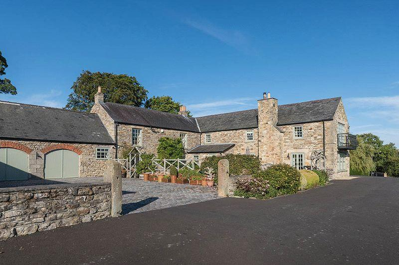 5 Bedrooms Country House Character Property for sale in High Hamsterley Farm, Hamsterley Mill, Rowlands Gill, Tyne Valley