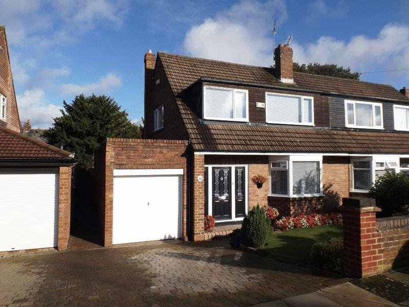 3 Bedrooms Semi Detached House for sale in The Turn, Morpeth