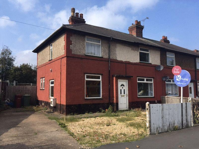 3 Bedrooms Semi Detached House for sale in Gervase Street, Scunthorpe
