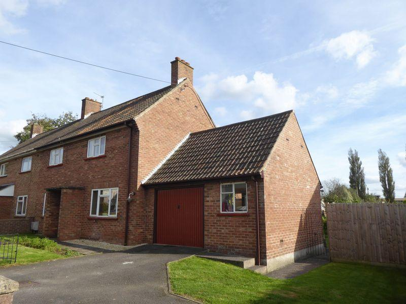 3 Bedrooms Semi Detached House for sale in Evercreech