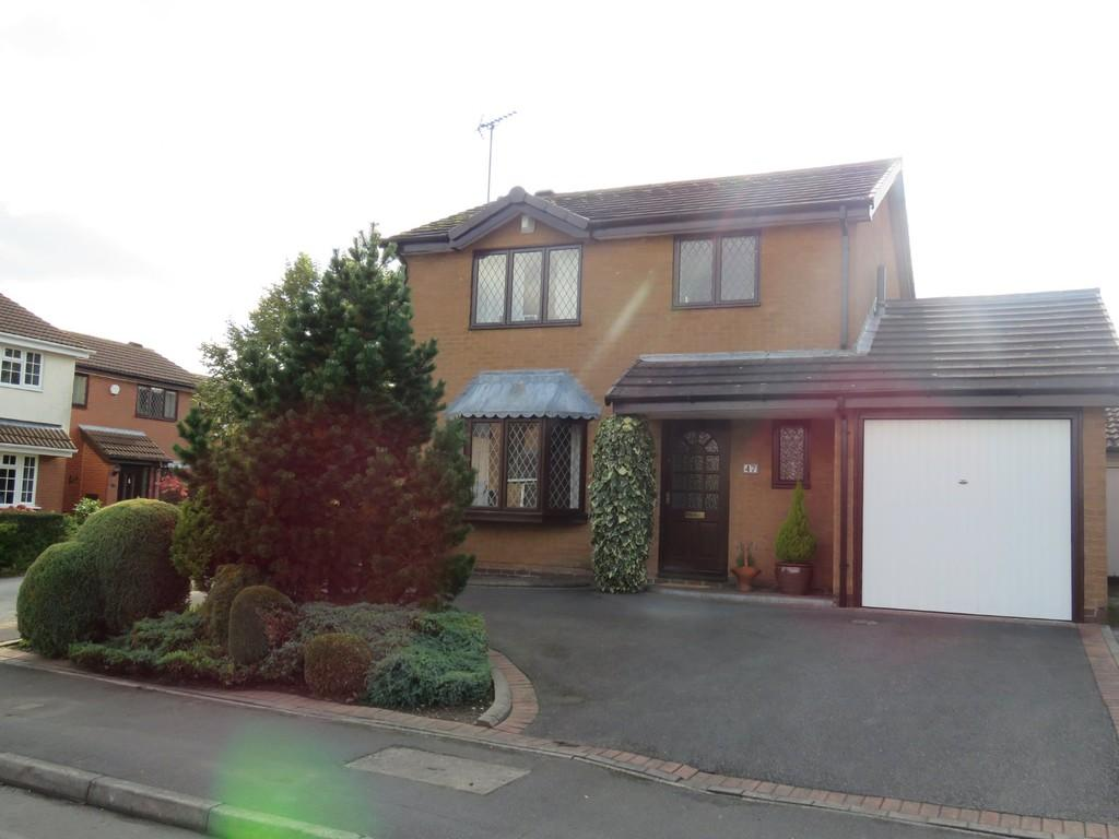 3 Bedrooms Detached House for sale in Whitemoor Drive, Solihull