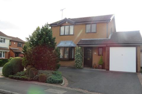 3 bedroom detached house for sale - Whitemoor Drive, Solihull