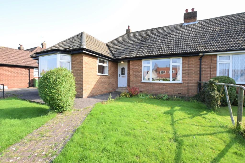 2 Bedrooms Semi Detached Bungalow for sale in The Garlands, Scarborough