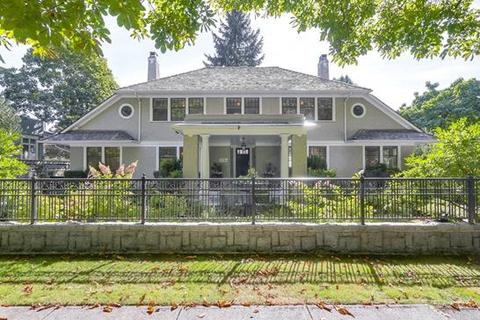 5 bedroom detached house  - 1264 Balfour Avenue, Vancouver, Shaughnessy