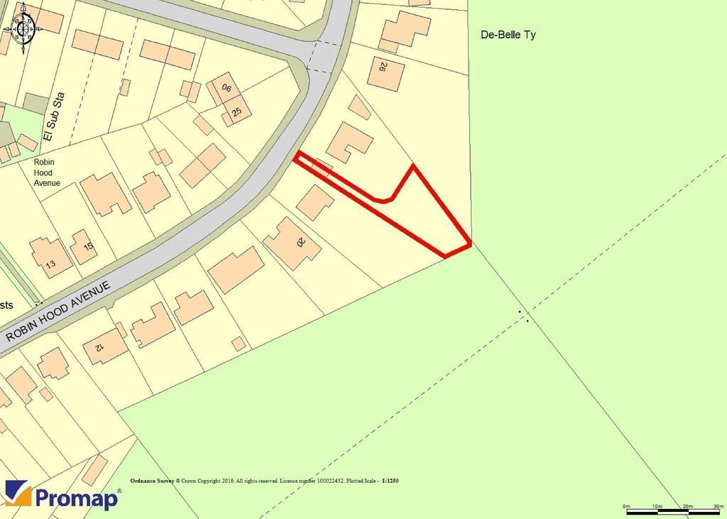 Land Commercial for sale in Robin Hood Avenue, Edwinstowe